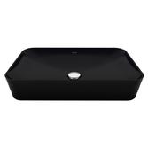 Умывальник Creavit Ultra 59,7x39,6 черный матовый UL060-00SM00E-0000
