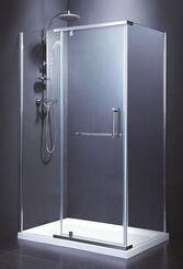 Душевая кабина Devit Comfort 100x100 (Профиль - хром, стекло - прозрачное) FEN2223