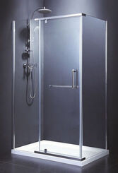 Душевая кабина Devit Comfort 90x90 (Профиль - хром, стекло - прозрачное) FEN2123