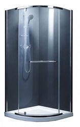 Душевая кабина Devit Comfort 100x100 (Профиль - хром, стекло - прозрачное) FEN1223