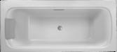 Доставка по Украине Бесплатная.Ванна из композит-акрила Jacob Delafon Elite 180X80 - E6D032RU-00 + БЕСПЛАТНАЯ ДОСТАВКА + ПОДЪЕМ+ СИФОН АВТОМАТ