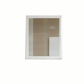 GABRIELLE Зеркало белое универсальное 750*900, 017364