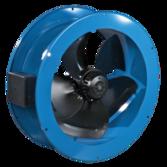 Осевой вентилятор Vents ВКФ 4 Е 400 бежевый
