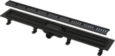 Душевой канал AlcaPlast 550 мм черный матовый APZ10BLACK-550M