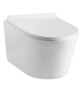 Унитаз подвесной Devit Project 2.0 3220147 с сиденьям softclose Clean Pro