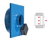 Канальный центробежный вентилятор ВЦ-ВК 150 Vents