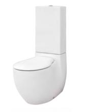 Чаша напольного унитаза ArtCeram Blend без бачка и без сиденья, цвет белый BLV003 01; 00