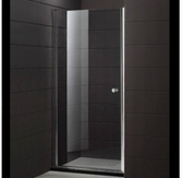 Frame to frame дверь распашная Villeroy&Boch 100  см, лев/прав, проз/хром