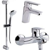 Набор смесителей для ванны Q-Tap Set CRM 35-311 QTSETCRM35311
