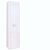 CHARLOTTAE Пенал белый/черный универсальный, MS1591203