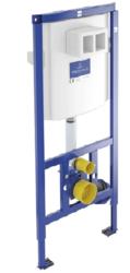 Инсталляционные системы Villeroy & Boch 92246100 ViConnect Монтажная система для подвесного унитаза, с креплением.