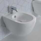 Биде подвесное белое Hidra ABW14