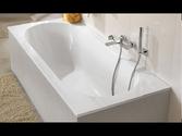 Квариловая ванна Villeroy & Boch OBERON 180x80 BQ180OBE2V-01