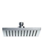 Верхний душ квадратный диаметр 200 мм, IMPRESE SQ200