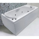 Ванна гидромассажная акриловая AM.PM Bourgeois W65W-170-070W1E