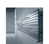 Дизайн радиатор хром матовый горизонтальный Stradivari 570*1600