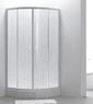 Душевая кабина EGER TISZA 90*90*200 см 599-021 + В ПОДАРОК!!!Душевая система IMPRESE Witow T-15080